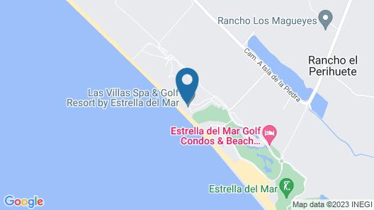 Luxury Suite By Estrella del Mar Map