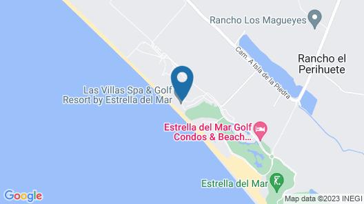 Las Villas Spa & Golf Resort By Estrella del Mar Map