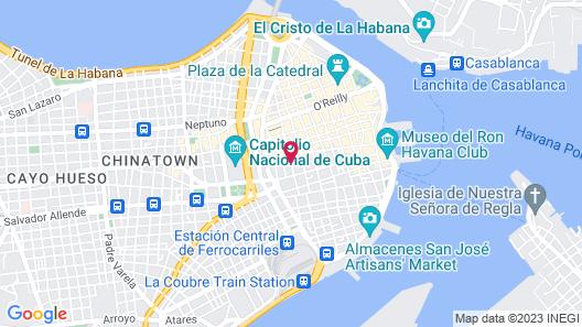 Casa Suite Villegas (Apto) Map