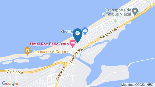 Hostal Torres Map