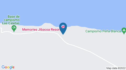 Memories Jibacoa- Adults Only - All Inclusive Map
