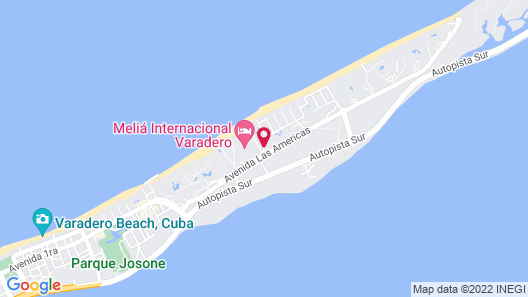 Be Live Experience Las Morlas All Inclusive Map