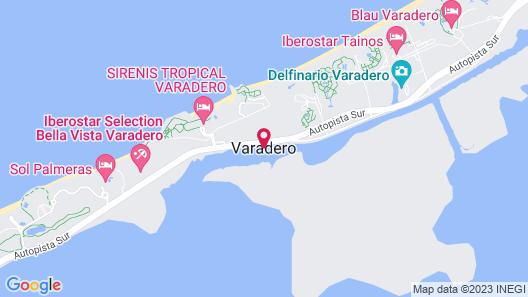 Apto Ricardo Map