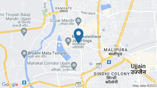 Hotel Keshar Laxmi Map