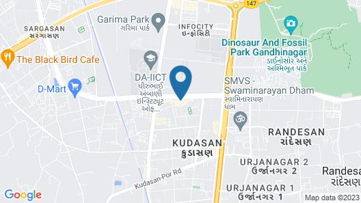 Hotel CityInn Map