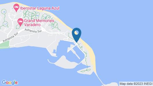 Habanece Vacations Map