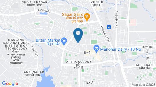 Hotel Stay Casa Map
