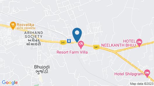 Resort Farm Villa Map