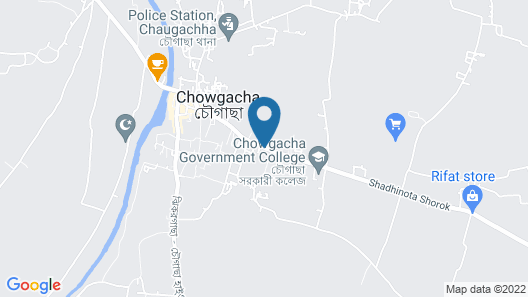 Divine Center Map