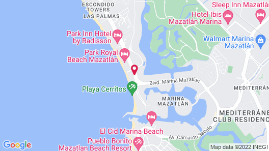 Torrenza Boutique Resorts Map