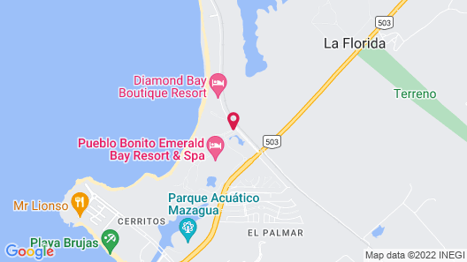 Pueblo Bonito Emerald Luxury Villas & Spa - All Inclusive Map