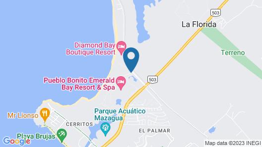 Pueblo Bonito Emerald Luxury Villas & Spa - All Inclusive Map