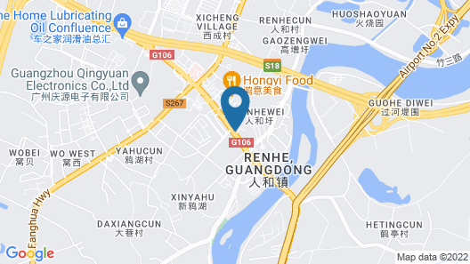 WEITO Hotel Map