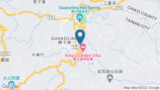 REIKEI HOT SPRING RESORT Map