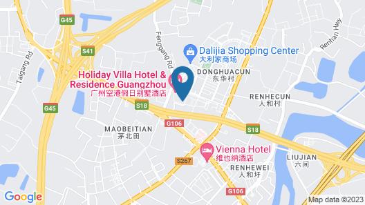 BOTONG INTERNATIONAL HOTEL Map