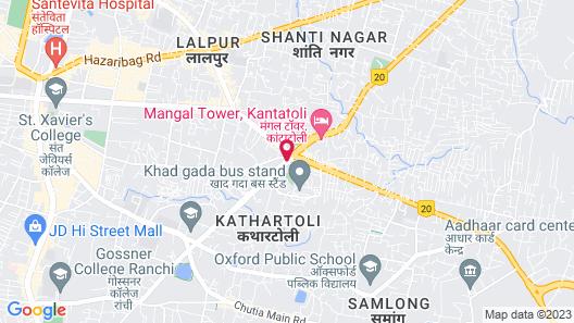 HOTEL ACCORD Map