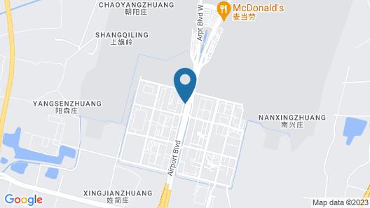 Nomo Apartment Country Garden Baiyun Airport Map