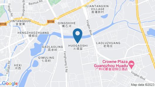 Shangshui Trends Hotel Map