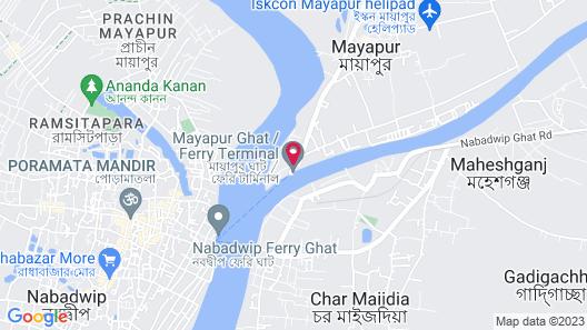 SPOT ON 49451 New Bishnupriya Hotel Map