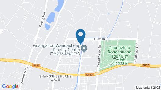 Yue Tu Apartment Hotel Map