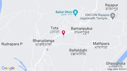 SPOT ON 49052 Shree Chaitanya Math Teertha Bhawan Map