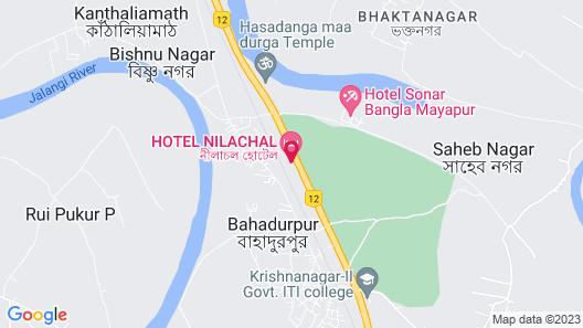 OYO 30341 Hotel Nilachal Map