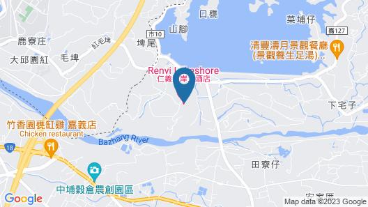 Renyi Lake Hotel Map