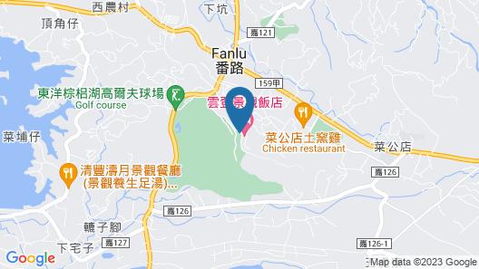 Yundeng Landscape Hotel Map
