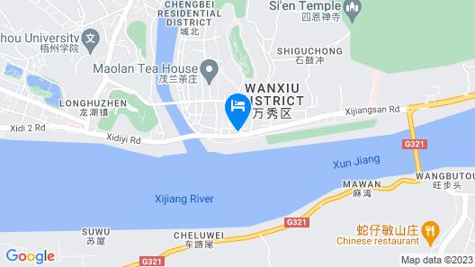 Jinshan Hotel Map
