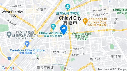 Chia Kon Hotel Map