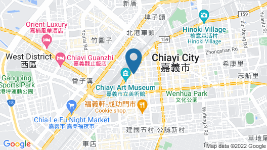 Hotel Discover Map