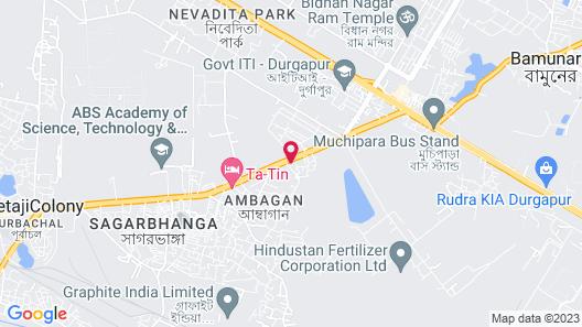 OYO 23635 Sher E Bengal Map