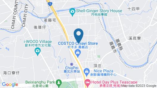 HSIN HOTEL Map