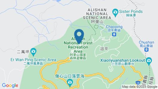 ChinShanvilla Map