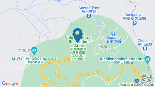 Dafeng Hotel Map