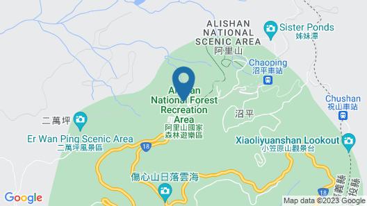 Wankou Hotel Map
