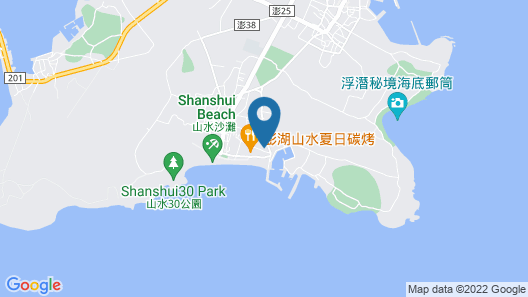 Bayhouse Hostel Penghu Map