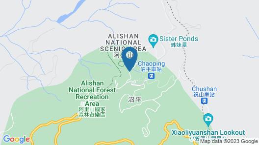 Alishan House Map