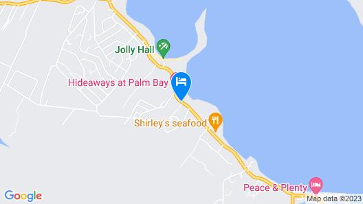 Exuma Beach Resort Map