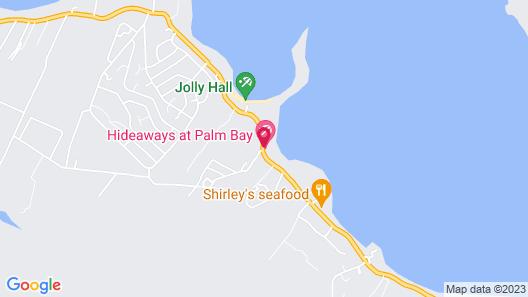 Hideaways Exuma Map