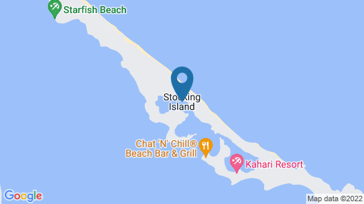 Saint Francis Resort Map