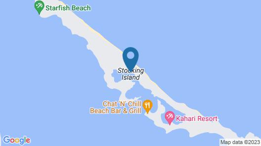 Kahari Resort, a Peace & Plenty Resort Property Map