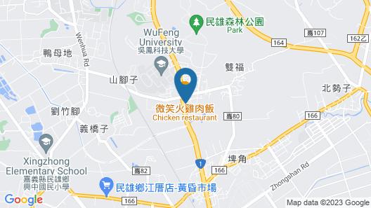 nikaido bussiness hotel Map