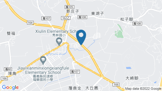 Bai E Xian Jing Homestay Map