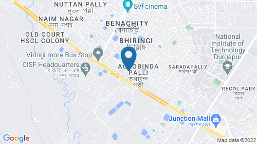 OYO 27783 Hotel Rajmahal Inn Map