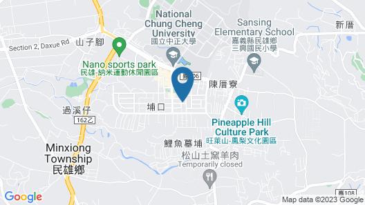 Song Tian Ju B&B Map