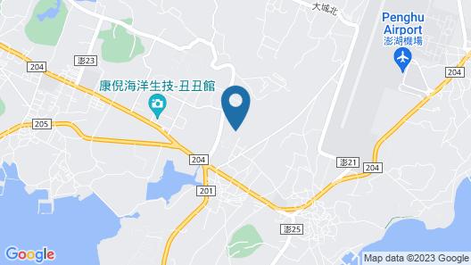 Haven B&B Map