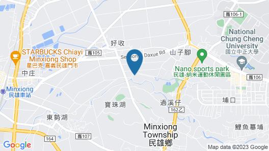 GuTingBen B&B Map