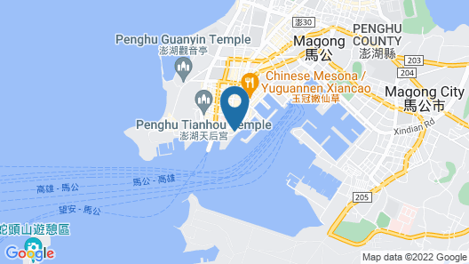 Sea Residences Map