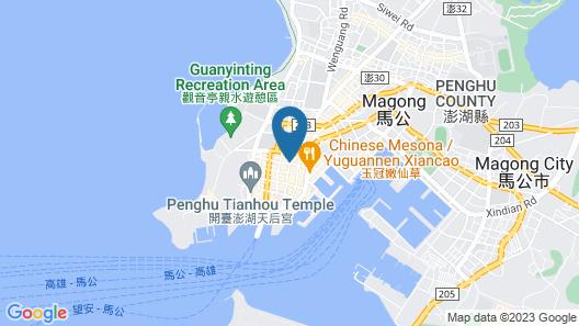 PH Hostel Map